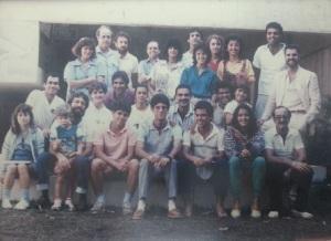 10 anos de LAFISE - Maio de 1986