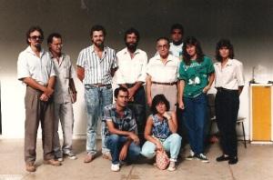 Final da década de 80